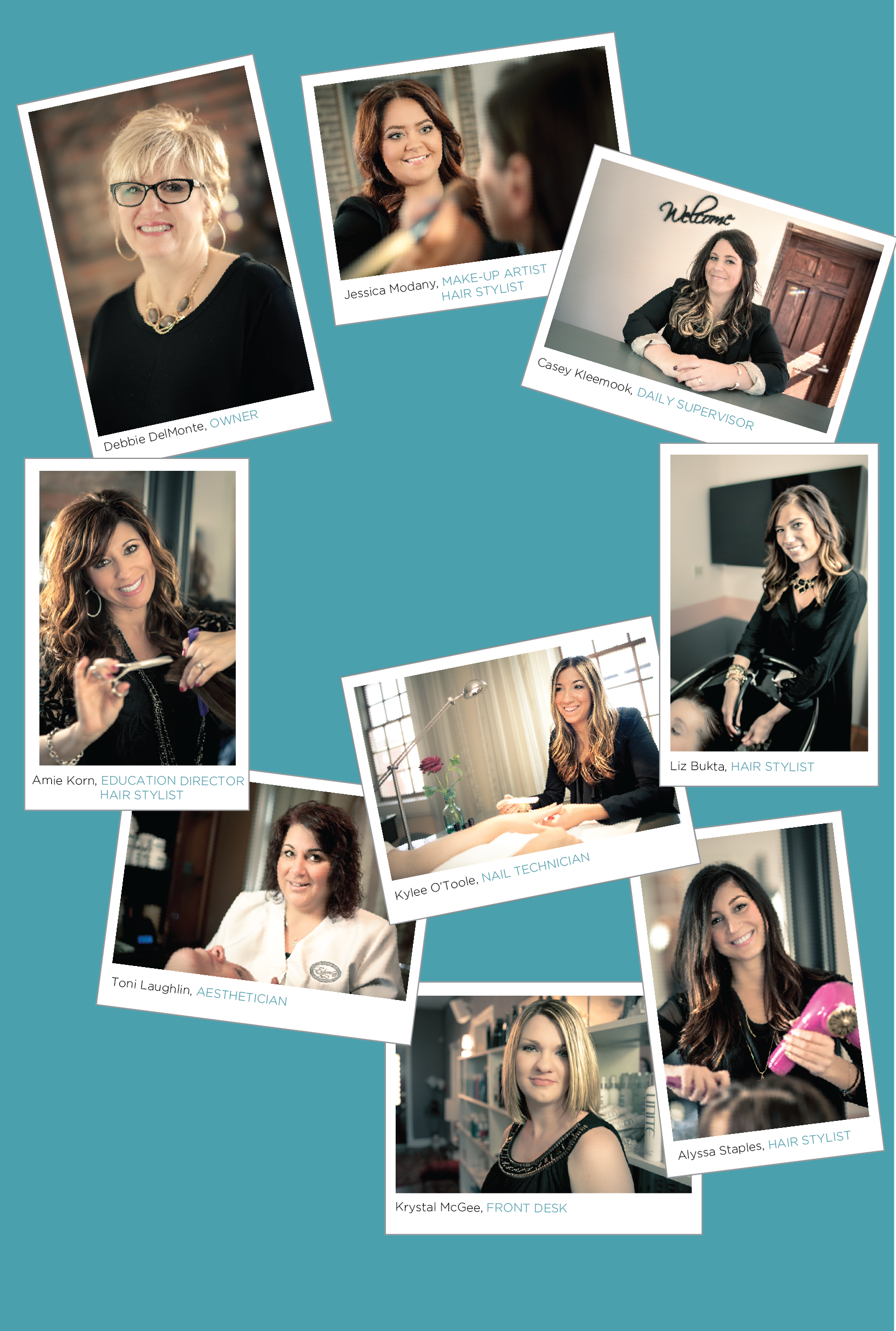 imperial salon and spa meet the staff